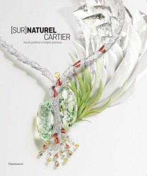 [sur naturel cartier - Flammarion - 9782081521360 -